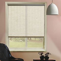 Chicology Textured Stripe Roller Shade