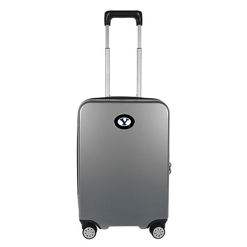 BYU Cougars 22-Inch Hardside Wheeled Carry-On with Charging Port