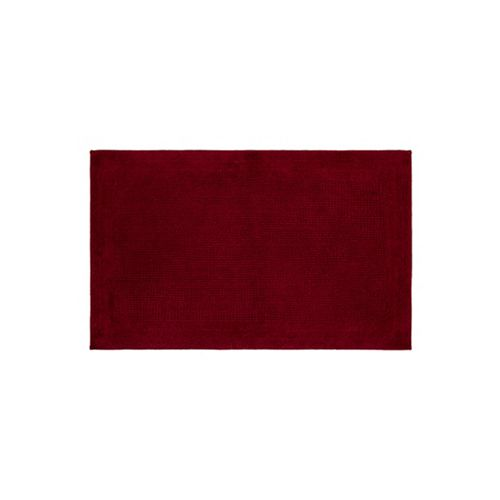 """SONOMA Goods For Life™ Cotton Reversible Solid Border Bath Rug - 23"""" x 38"""""""