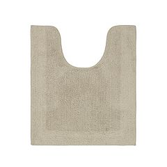 SONOMA Goods For Life™ Cotton Reversible Solid Border Bath Contour Rug