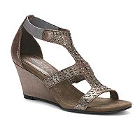 New York Transit Natures Way Women's Wedge Sandals