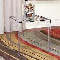 Baxton Studio Parq Modern End Table
