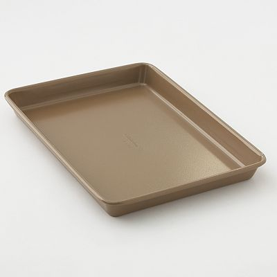 Cooking with Calphalon Brownie Pan