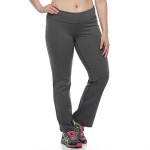 bf96e6287d83b Sale.  36.99. Regular.  54.00. Plus Size Tek Gear® Bootcut Shapewear Pants