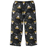 Boys 4-20 Pittsburgh Steelers Lounge Pants