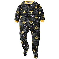 Toddler Minnesota Vikings Footed Pajamas