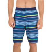 Men's Speedo Ingrain Stripe Board Shorts