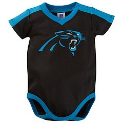Baby Carolina Panthers Jersey Bodysuit