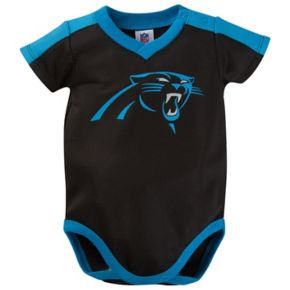 Baby Carolina Panthers Jersey Bodysuit