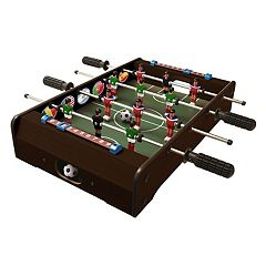 J.B. Nifty Tabletop Foosball Game