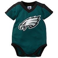 Baby Philadelphia Eagles Jersey Bodysuit