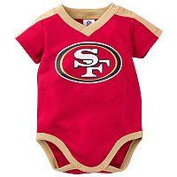 Baby San Francisco 49ers Jersey Bodysuit
