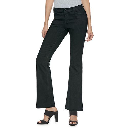 Women's Jennifer Lopez Midrise Bootcut Jeans