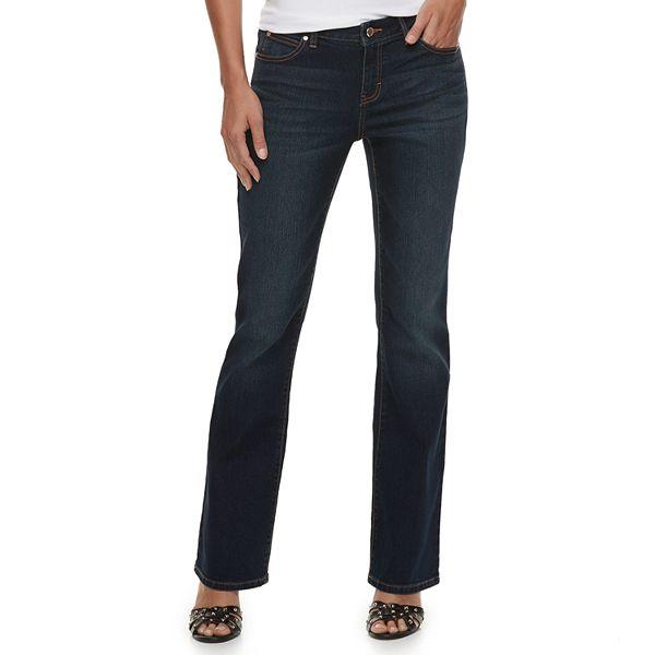 Women S Jennifer Lopez Midrise Bootcut Jeans