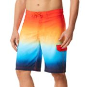 Men's Speedo Spray Blend Ombre Board Shorts