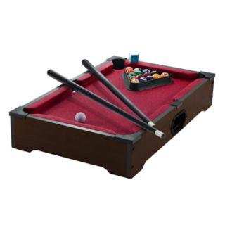 J.B. Nifty Tabletop Pool Game