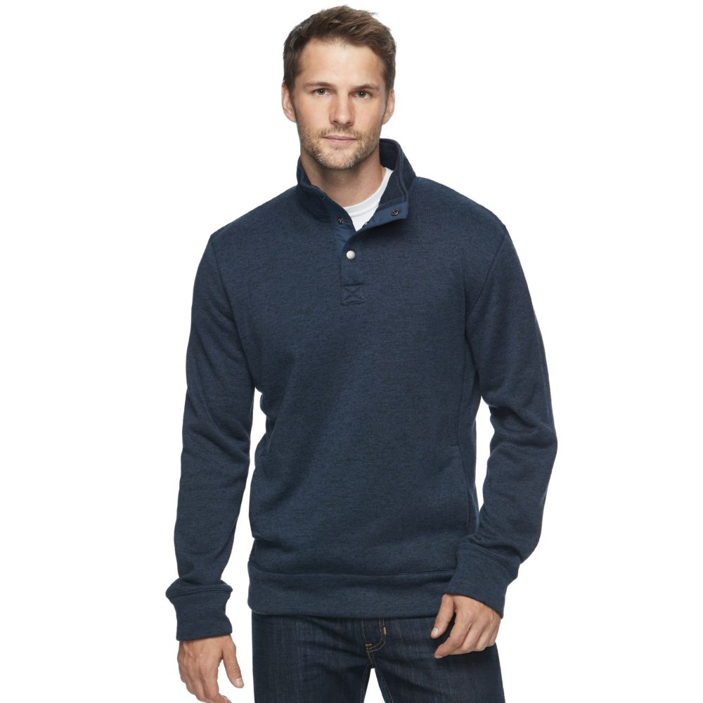 Mens Sweaters - Tops, Clothing | Kohl's