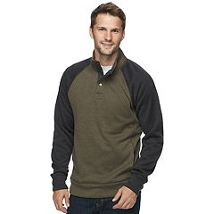 Men's SONOMA Goods for Life™ Classic-Fit Fleece Pullover