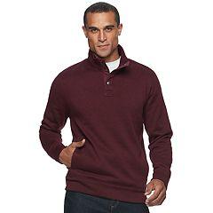 Men's SONOMA Goods for Life™ Classic-Fit Fleece Pullover