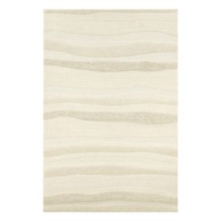 Couristan Super Indo-Natural Impressions Stripe Wool Rug