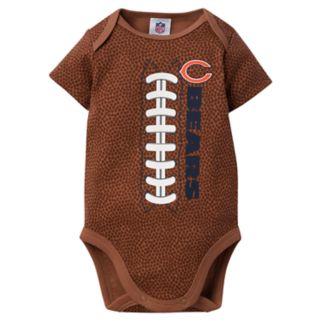 Baby Chicago Bears Football Bodysuit
