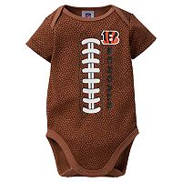 Baby Cincinnati Bengals Football Bodysuit