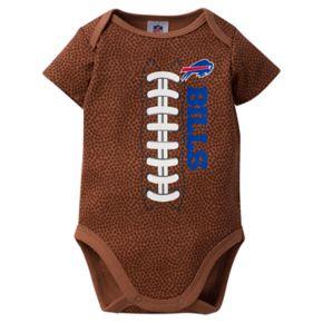 Baby Buffalo Bills Football Bodysuit