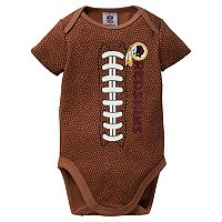 Baby Washington Redskins Football Bodysuit