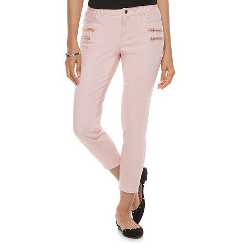Women's Jennifer Lopez Ankle Skinny Jeans