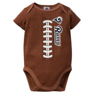 Baby Los Angeles Rams Football Bodysuit