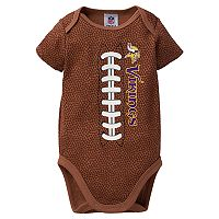 Baby Minnesota Vikings Football Bodysuit