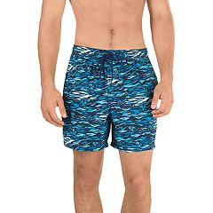 Men's Speedo Current Shore Elastic-Waist Swim Shorts