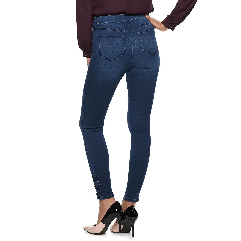 Womens Jennifer Lopez Jeans Bottoms Clothing Kohls