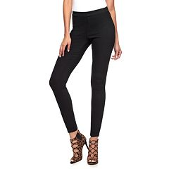 Women's Jennifer Lopez Midrise Pull-On Jeggings