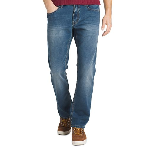 Men's IZOD Regular-Fit Stretch Performance Jeans