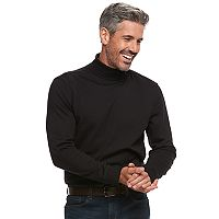 Men's Croft & Barrow® Classic-Fit Easy-Care Turtleneck
