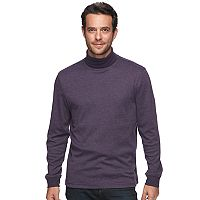 Men's Croft & Barrow® Classic-Fit Turtleneck