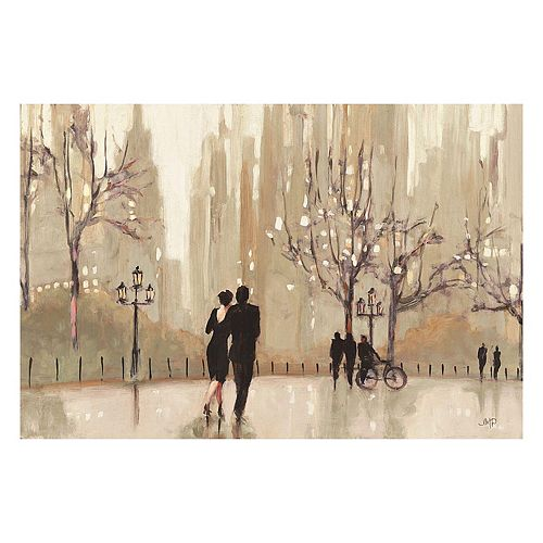 Art.com An Evening Out Neutral Wall Art Print