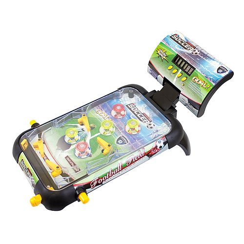 Swell J B Nifty Tabletop Pinball Soccer Game Interior Design Ideas Gentotryabchikinfo