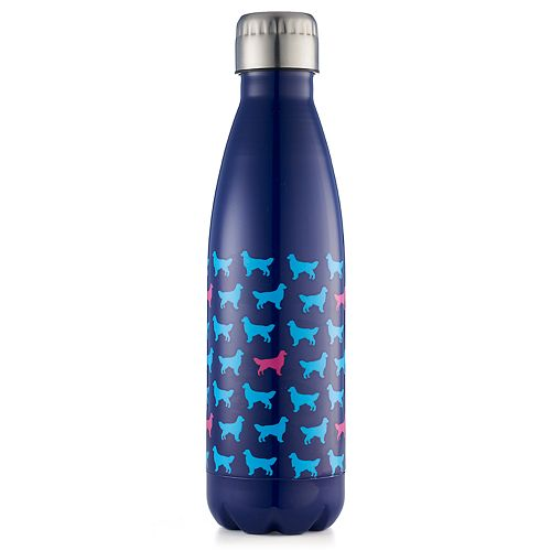 Wellness Double Wall Stainless Steel 17-oz. Printed Water Bottle