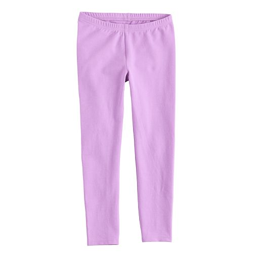 Girls 4-10 Jumping Beans® Solid Leggings