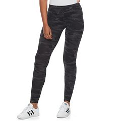 Juniors' Grayson Threads Mineral Wash Leggings