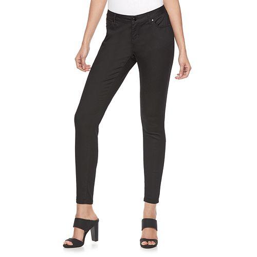 6c2d7ec858f8a Women's Jennifer Lopez Midrise Skinny Jeans
