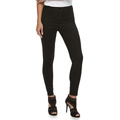Women's Jennifer Lopez Super Stretch Midrise Skinny Jeans