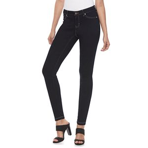 71890217a45 Women s Jennifer Lopez Midrise Skinny Jeggings