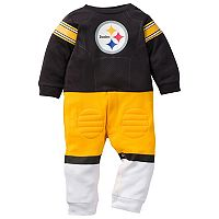 Baby Pittsburgh Steelers Football Gear Bodysuit