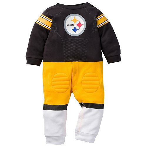 5ba122a94 Baby Pittsburgh Steelers Football Gear Bodysuit