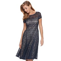 Petite Chaya Lace Dress