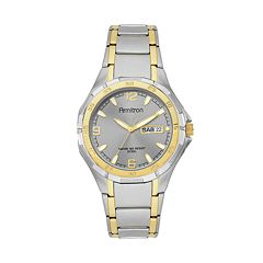 Armitron Men's Two Tone Watch - 20/4309GYTT