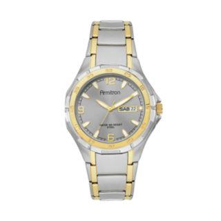 Armitron Men's Two Tone Watch - 20/4309GYTT